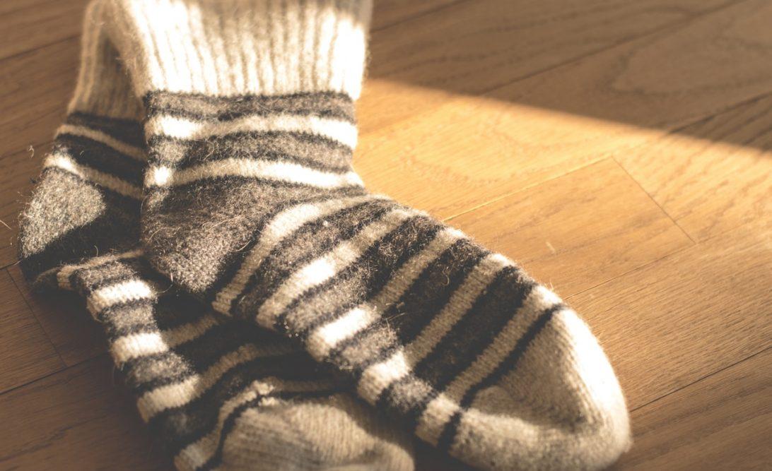 warme vloer sokken