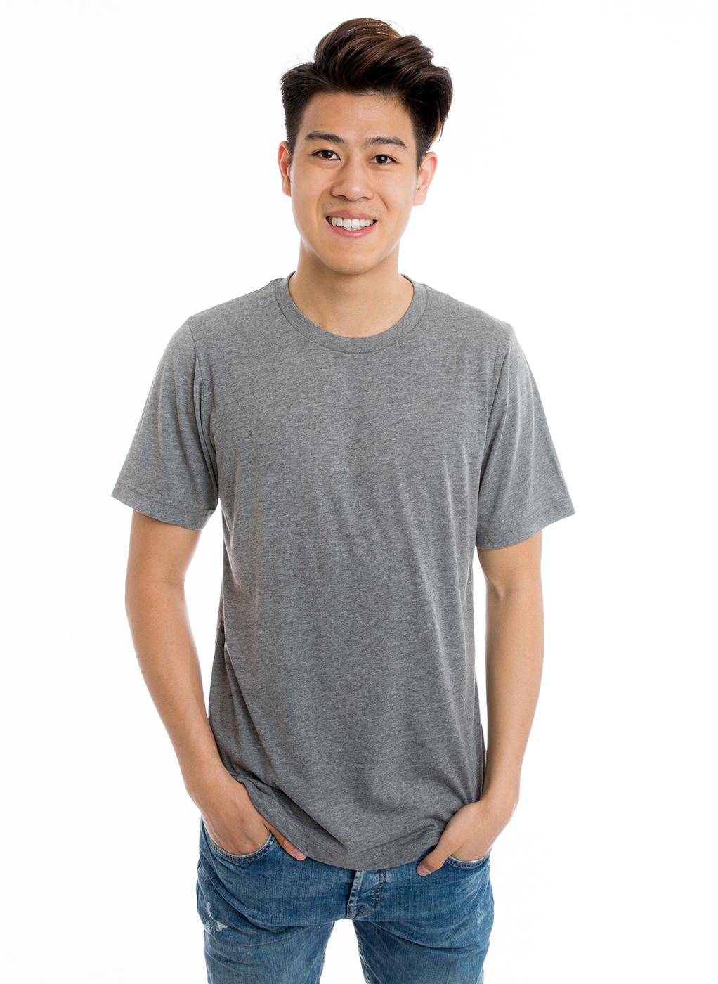 grijs tshirt