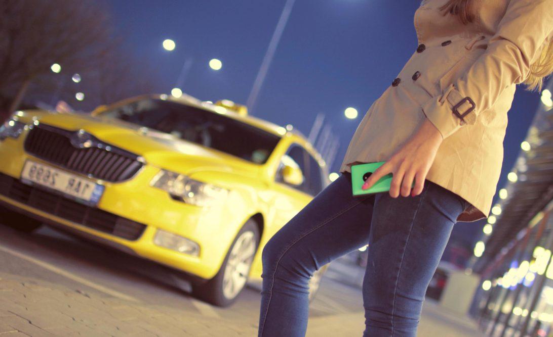vliegveld taxi