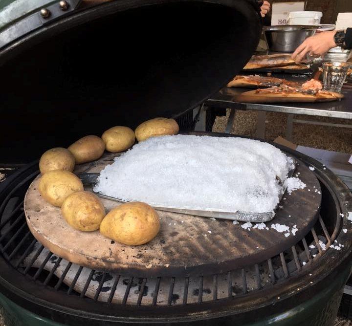 Probeer unieke recepten voor de Big Green Egg