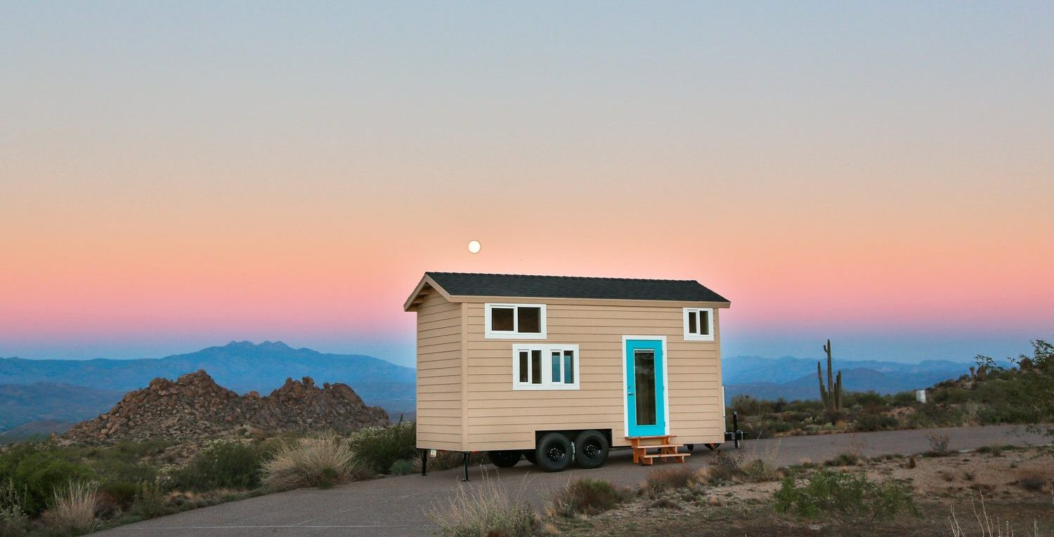 Uncharted Tiny Homes Mansion Jr.